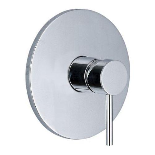 Baterie do pryszniców, Bateria natryskowa Denver chrom podtynkowa DEN-BPP.210C Blue Water