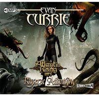 Książki fantasy i science fiction, Atlantis Rising T.1 Rycerze Atlantydy audiobook (opr. kartonowa)