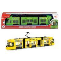 Pozostałe samochody i pojazdy dla dzieci, City Line tramwaj 46cm, 2rodz. Dickie. Darmowy odbiór w niemal 100 księgarniach!