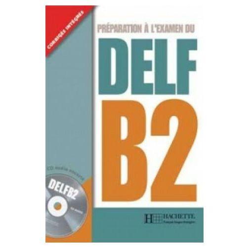 Książki do nauki języka, Nouveau DELF B2 (opr. miękka)
