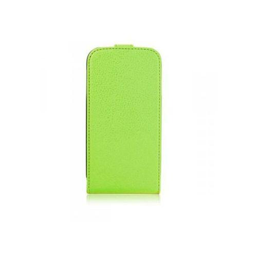 Etui i futerały do telefonów, Pokrowiec XQISIT Pokrowiec Flipcover (Samsung Galaxy S4) Zielony