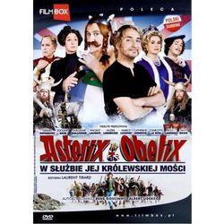 Asterix i Obelix: W służbie Jej Królewskiej Mości (DVD)