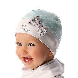 Czapka niemowlęca 5X34A4 Oferta ważna tylko do 2019-08-02