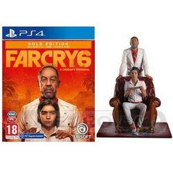 Far Cry 6 - Edycja Gold + figurka PS4 / PS5