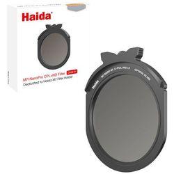 Filtr polaryzacyjny z filtrem szarym ND 1.8 Haida M7 (drop-in)
