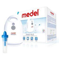 MEDEL Family Plus & JET RHINO Inhalator z nebulizatorem do oczyszczania zatok.