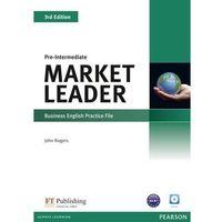 Książki do nauki języka, Market Leader 3rd Ed Pre-Intermediate Business English Practice File (opr. miękka)
