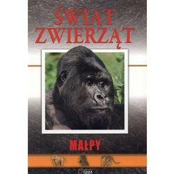 Świat zwierząt Małpy (opr. twarda)