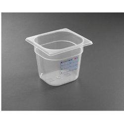 Pojemnik GN 1/6 HACCP   wys. 65 - 200mm