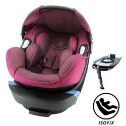 Nania fotelik samochodowy Migo Satellite Isofix Platinum Groseille - BEZPŁATNY ODBIÓR: WROCŁAW!
