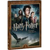 Filmy fantasy i s-f, HARRY POTTER I WIĘZIEŃ AZKABANU. 2-PŁYTOWA EDYCJA SPECJALNA (2DVD) (Płyta DVD)
