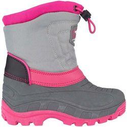 Buty zimowe śniegowce dziewczęce Northern Flicka Winter-grip