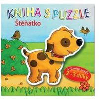 Puzzle, Štěňátko - Kniha s puzzle neuveden