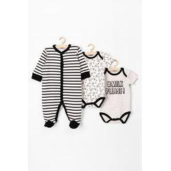 Zestaw niemowlęcy - pajac i body 5W3821 Oferta ważna tylko do 2024-02-12