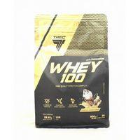Odżywki białkowe, Trec Gold Core Whey 100 900 g Białko czekol-sezam