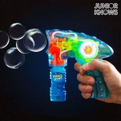Pistolet na Bańki Mydlane ze Światłem Junior Knows