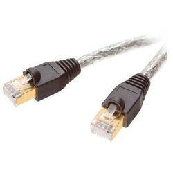 Kabel VIVANCO CC N6 100 6 Cat 6 10 m Przezroczysto-czarny