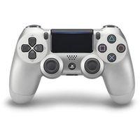 Gamepady, Sony DualShock 4 v2 srebrny