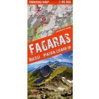 Przewodniki turystyczne, Fogaraskie Góry, Buczegi, Piatra Craiului laminowana mapa trekingowa TerraQuest