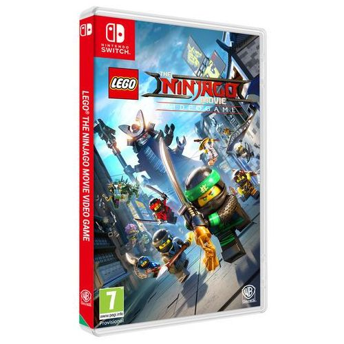 Gry Nintendo Switch, LEGO Ninjago Movie - Gra wideo PL NSWITCH