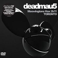 Pozostała muzyka rozrywkowa, MEOWINGTONS HAX (LIVE IN TORONTO) - Deadmau5 (Płyta DVD)