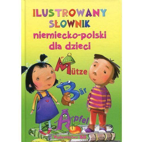 Słowniki, encyklopedie, Ilustrowany słownik niemiecko-polski polsko-niemiecki - Praca zbiorowa (opr. twarda)