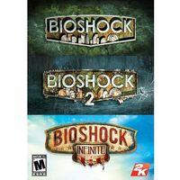 Gry na PC, BioShock Triple Pack (PC)