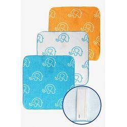 Ręczniki Słoniki 30x30cm 3-pack 5Y38A3 Oferta ważna tylko do 2023-05-25