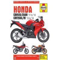 Biblioteka motoryzacji, Honda CBR125R, CBR250R & CRF250L/M (2011 - 2014)