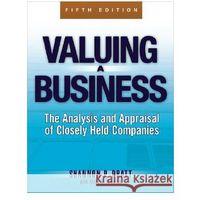 Biblioteka biznesu, Valuing a Business 5e (opr. twarda)