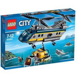Lego CITY Helikopter badawczy 60093