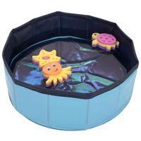 Baseny dla dzieci, Kitty Pool, basen z zabawkami - Kolor: niebieski| DARMOWA Dostawa od 89 zł + Promocje od zooplus!| -5% Rabat dla nowych klientów