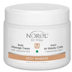 Norel (Dr Wilsz) BODY MASSAGE CREAM WITH COENZYME Q10 Krem do masażu ciała z koenzymem Q10 (PB070)