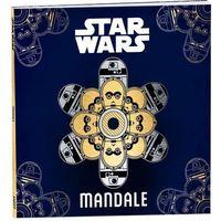 Książki dla dzieci, Star Wars Mandale - Praca zbiorowa (opr. miękka)