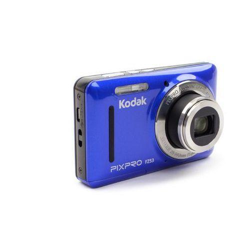 Aparaty kompaktowe, Kodak FZ53