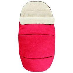 Maxi-Cosi siedzisko do wózka dziecięcego 2w1 Footmuf Nomad red