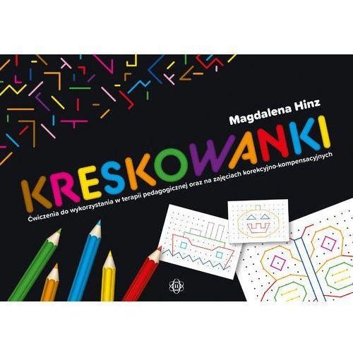 Książki dla dzieci, Kreskowanki (opr. broszurowa)