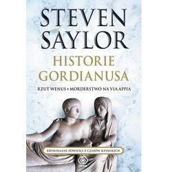 Historie Gordianusa. Rzut Wenus. Morderstwo Na Via Appia. (opr. miękka)