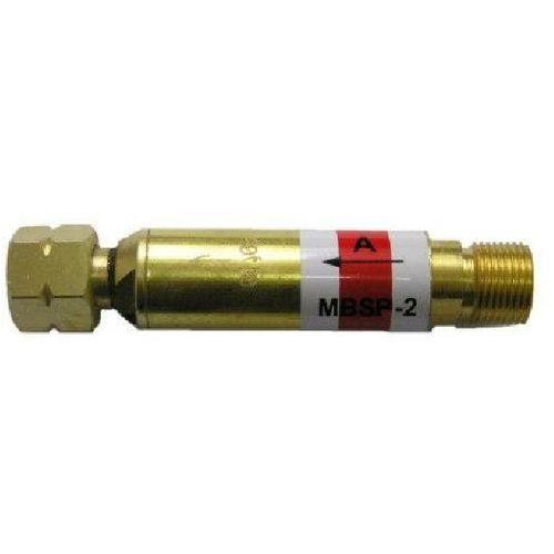 Pozostałe narzędzia spawalnicze, MBSP-2 MINIBEZPIECZNIK SUCHY PRZYPALNIK DO PROPANU G3/8LH