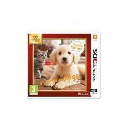 Nintendogs + Cats: Golden Retriever + Friends (3DS ) KLUCZ eShop