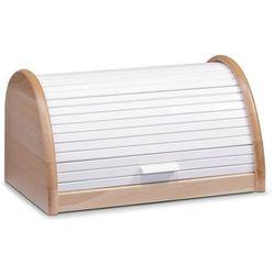 Drewniany chlebak, pojemnik na pieczywo, 39x25x21cm, ZELLER