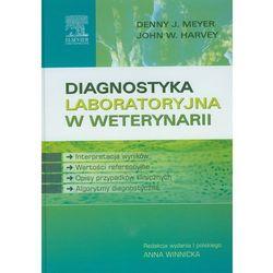 Diagnostyka laboratoryjna w weterynarii (opr. twarda)