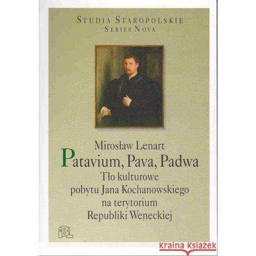 Literaturoznawstwo, Patavium, Pava, Padwa (opr. miękka)