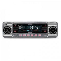 Auna TCX-1-RMD-Sender-Two Radio samochodowe Bluetooth USB