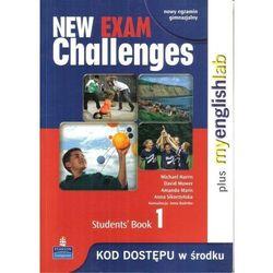 New Exam Challenges 1 Student\'s Book (opr. miękka)