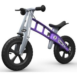 First BIKE rowerek biegowy Cross Violet