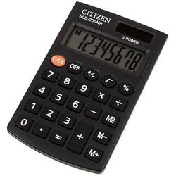 Kalkulator Kieszonkowy Sld-200Nr Citizen 8 Cyfrowy