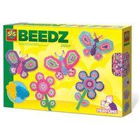 Kreatywne dla dzieci, Koraliki prasowanki: Pachnący motylkowy ogród