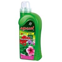 Odżywki i nawozy, Mineral Żel nawóz do roślin balkonowych 0,5L Agrecol