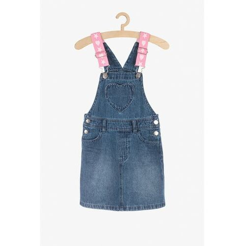 Sukienki dla dzieci, Sukienka dla dziewczynki 3Q3907 Oferta ważna tylko do 2031-10-21